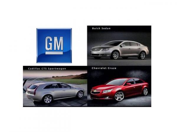 General Motors North America GMNA